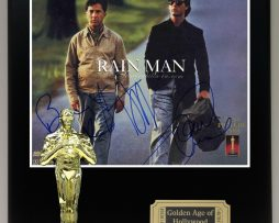 RAIN-MAN-LTD-Edition-Reproduction-Cast-Signed-8x10-Photo-Oscar-Movie-Display-181826909017