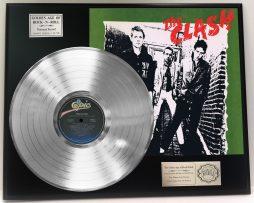 THE-CLASH-LTD-EDITION-PLATINUM-LP-RECORD-DISPLAY-FREE-SHIP-181465648847