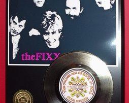 THE-FIXX-GOLD-45-RECORD-LTD-EDITION-DISPLAY-AWARD-QUALITY-SHIP-FREE-181145670307