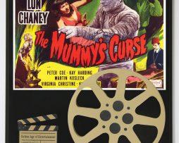 THE-MUMMYS-CURSE-WITH-LON-CHANEY-LTD-EDITION-MOVIE-REEL-DISPLAY-172257802787