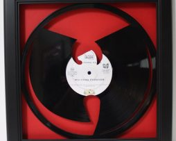 Wu-Tang-Framed-Laser-Cut-Black-Vinyl-Record-in-Shadowbox-Wallart-172386203347