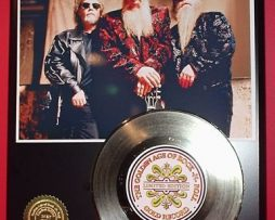 Z-Z-TOP-GOLD-45-RECORD-LIMITED-EDITION-DISPLAY-171451418877