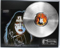 ACE-FREHLEY-PLATINUM-LP-LTD-EDITION-REPRODUCTION-SIGNATURE-RECORD-DISPLAY-181999559628
