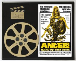 ANGELS-HARD-AS-THEY-COME-1950-CAMPY-MOVIE-LIMITED-EDITION-MOVIE-REEL-DISPLAY-172235146978