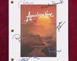 APOCALYPSE-NOW-MOVIE-SCRIPT-W-REPRODUCTION-SIGNATURES-SHEEN-BRANDO-C3-182189026068