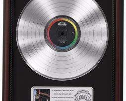 BEASTIE-BOYS-PAULS-BOUTIQUE-PLATINUM-LP-RECORD-FRAMED-CHERRYWOOD-DISPLAY-K1-182137110988