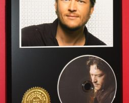 BLAKE-SHELTON-LIMITED-EDITION-PICTURE-CD-DISC-COLLECTIBLE-RARE-MUSIC-DISPLAY-180857923958