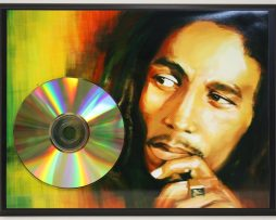 BOB-MARLEY-24kt-GOLD-CD-LTD-EDITION-PLAQUE-FREE-US-PRIORITY-SHIPPING-181260711088