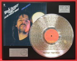 BOB-SEGER-PLATINUM-LP-RECORD-DISPLAY-ETCHED-W-LYRICS-TO-NIGHT-MOVES-181461384628