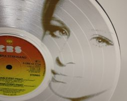 Barbara-Streisand-Platinum-Laser-Etched-LTD-Edition-12-LP-Record-Wall-Display-181469238008
