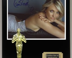 CAMERON-DIAZ-Reproduction-Signed-8x10-Photo-Limited-Edition-Oscar-Display-171889582828