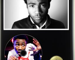 CHILDISH-GAMBINO-LTD-EDITION-PICTURE-CD-DISC-DISPLAY-171381217568