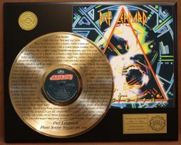 DEF-LEPPARD-HYSTERIA-EDITION-GOLD-LP-RECORD-LASER-ETCHED-W-LYRICS-181448282688