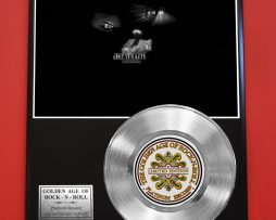 DIRE-STRAITS-PLATINUM-RECORD-LIMITED-EDITION-RARE-GIFT-COLLECTIBLE-MUSIC-AWARD-170858074428