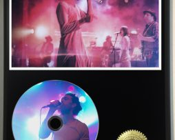 EDWARD-SHARPE-AND-THE-MAGNETIC-ZEROS-LTD-EDITION-PICTURE-CD-DISC-DISPLAY-181460539528