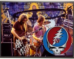 GRATEFUL-DEAD-2-LTD-EDITION-SIGNATURE-SERIES-PICTURE-CD-DISPLAY-GIFT-171983237628