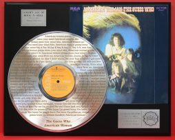 GUESS-WHO-PLATINUM-LP-RECORD-DISPLAY-ETCHED-W-LYRICS-TO-AMERICAN-WOMAN-171386629858