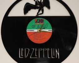 LED-ZEPPELIN-2-LASER-CUT-VINYL-LP-RECORD-WALL-CLOCK-FREE-SHIPPIN-181911144418