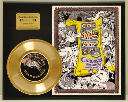 STEVE-MILLER-BAND-LIMITED-EDITION-CONCERT-POSTER-SERIES-GOLD-45-DISPLAY-171347918358