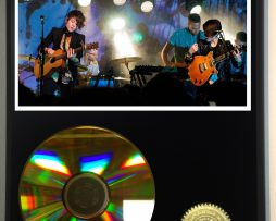 TEGAN-AND-SARA-LIMITED-EDITION-24kt-GOLD-CD-DISPLAY-171376928808