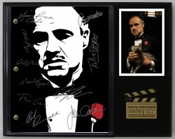 THE-GODFATHER-LTD-EDITION-REPRODUCTION-MOVIE-SCRIPT-CINEMA-DISPLAY-C3-171774893828