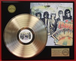 TRAVELING-WILBURY-24KT-GOLD-LP-LTD-EDITION-RECORD-DISPLAY-AWARD-QUALITY-181083933378