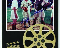 Tom-Hanks-Gina-Davis-Madonna-Reproduction-Signature-Film-Reel-Display-K1-172388247818
