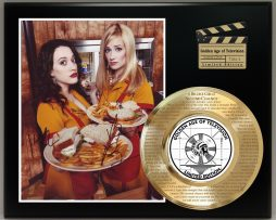 2-BROKE-GIRLS-LIMITED-EDITION-SIGNATURE-AND-THEME-SONG-SERIES-DISPLAY-171799755939