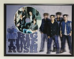 BIG-TIME-RUSH-PICTURE-CD-LTD-EDITION-PLAQUE-FREE-FAST-US-PRIORITY-SHIPPING-171451418879