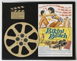 BIKINI-BEACH-FRANKIE-AVALON-AND-FUNICELLO-LIMITED-EDITION-MOVIE-REEL-DISPLAY-182165795629