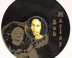BOB-MARLEY-3-BLACK-VINYL-LP-ETCHED-W-ARTISTS-IMAGE-LIMITED-EDITION-171382371579