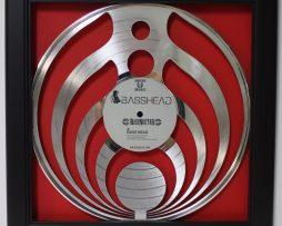 Bassnectar-Framed-Laser-Cut-Platinum-Vinyl-Record-in-Shadowbox-Wallart-182327975949
