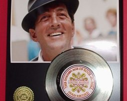 DEAN-MARTIN-GOLD-45-RECORD-LTD-EDITION-DISPLAY-AWARD-QUALITY-SHIPS-FREE-170654658949