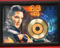 ELVIS-PRESLEY-LARGE-FRAMED-ETCHED-GOLD-45-RECORD-DISPLAY-FREE-US-SHIPPING-2-171056481179