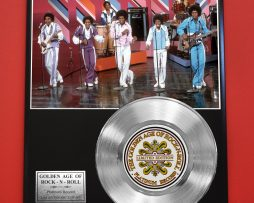 JACKSON-5-PLATINUM-RECORD-LTD-EDITION-RARE-COLLECTIBLE-MUSIC-GIFT-AWARD-170866594709