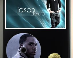 JASON-DERULO-LTD-EDITION-PICTURE-CD-DISC-DISPLAY-181460559659
