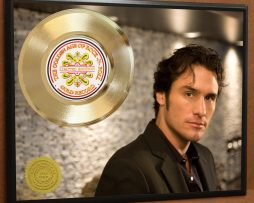 JOE-NICHOLS-LTD-EDITION-POSTER-ART-GOLD-RECORD-MEMORABILIA-DISPLAY-181663930249