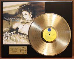 MADONNA-GOLD-LP-LTD-EDITION-RARE-RECORD-DISPLAY-AWARD-QUALITY-180914939369