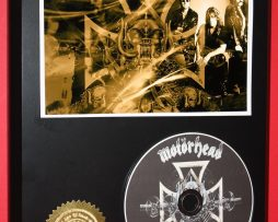 MOTORHEAD-LIMITED-EDITION-PICTURE-CD-DIS-COLLECTIBLE-RARE-MUSIC-DISPLAY-170836250179