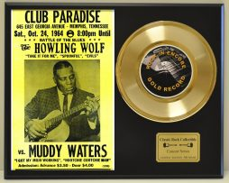 MUDDY-WATERS-LTD-EDITION-CONCERT-POSTER-SERIES-GOLD-45-DISPLAY-SHIPS-FREE-2-181235759109