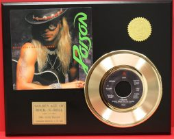 POISON-GOLD-45-RECORD-FREE-SHIPPING-LTD-EDITION-UNIQUE-MUSIC-GIFT-181014199789