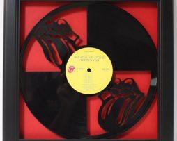 Rolling-Stones-Framed-Laser-Cut-Black-Vinyl-Record-in-Shadowbox-Wallart-182327952969