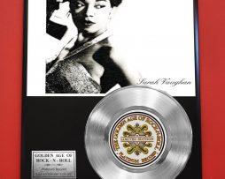 SARAH-VAUGHN-PLATINUM-RECORD-LIMITED-EDITION-MUSIC-AWARD-DISPLAY-171382066169