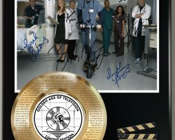 SCRUBS-LIMITED-EDITION-SIGNATURE-AND-THEME-SONG-SERIES-DISPLAY-171824264169