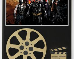 THE-DARK-KNIGHT-CAST-MOVIE-POSTER-LIMITED-EDITION-MOVIE-REEL-DISPLAY-172237350739