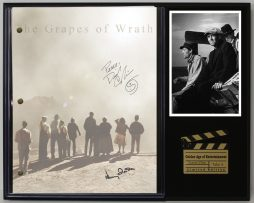 THE-GRAPES-OF-WRATH-LTD-EDITION-REPRODUCTION-MOVIE-SCRIPT-CINEMA-DISPLAY-C3-172203121729