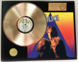 THE-POLICE-GOLD-LP-LTD-EDITION-RARE-RECORD-AWARD-QUALITY-DISPLAY-SHIPS-FOR-FREE-181304079319