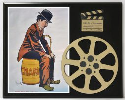 THE-TRAMP-CHARLIE-CHAPLIN-MOVIE-POSTER-LIMITED-EDITION-MOVIE-REEL-DISPLAY-182166629329