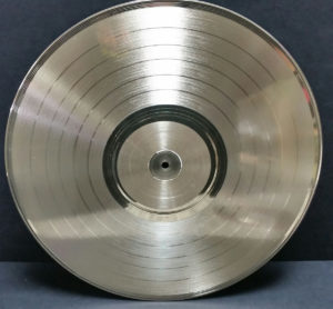 Erika Records Gold LP