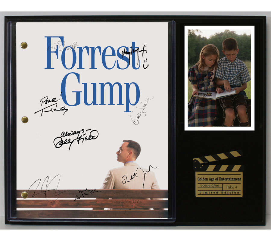 Gold Record Outlet TV and Movie Scripts
